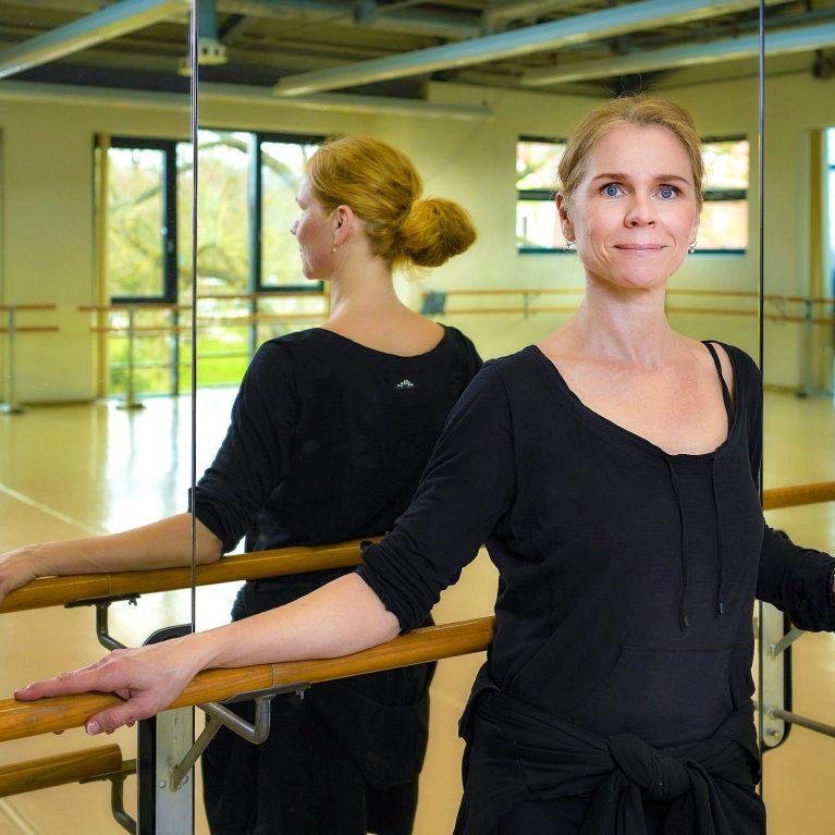 Kristin Strelzyk-Liutkus - Tänzerische Früherziehung